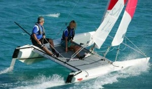 For those in search of a relaxing activity, catamaran sailing offers a refreshing change. Our captain will take you on a sailing trip, for snorkeling to a sandbank, to see dolphins or simply to enjoy a sunset.
