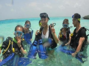 dsd excursion maldives