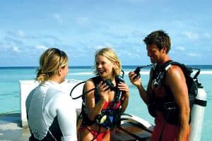 padi scuba diving courses euro divers maldives